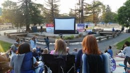 Free viewing of Zootopia at Memorial Park Amphitheater in Cupertino