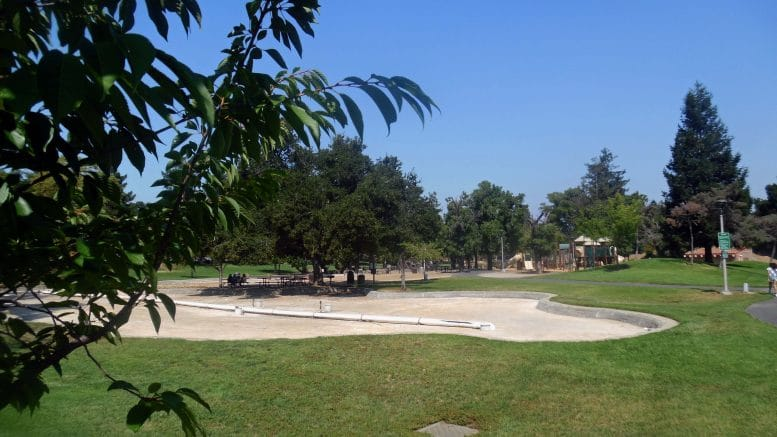 The community is encouraged to provide their input about what they want to see at Memorial Park.