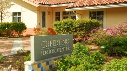 Photo courtesy of Cupertino Senior Center Facebook.