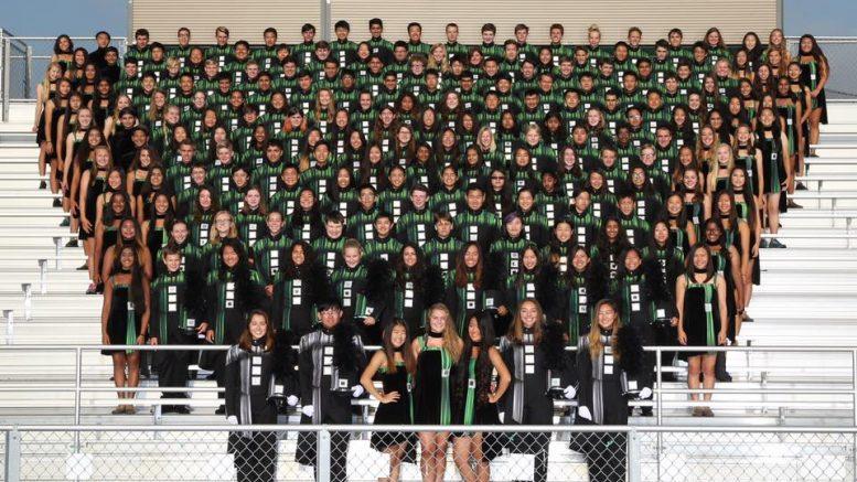 Homestead High School marching band