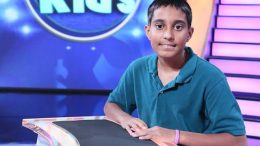 Cupertino Whiz Kid wins big on'Who Wants to be a Millionaire'