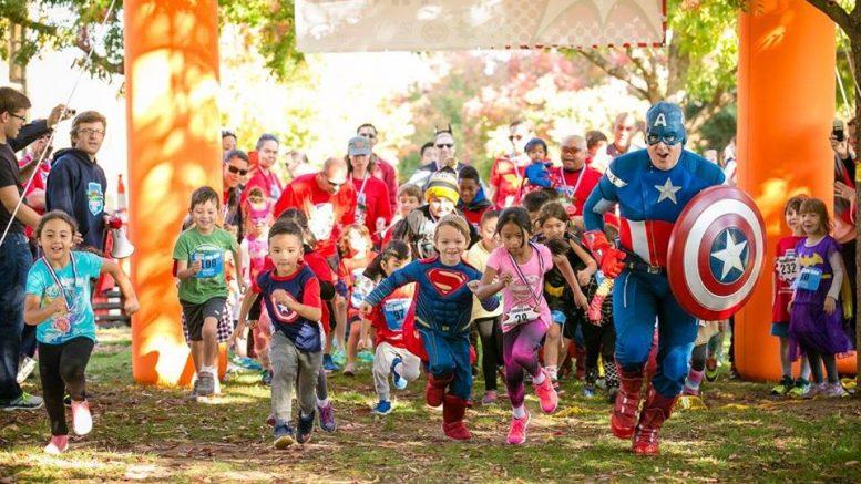 Annual Heroes Run in Cupertino