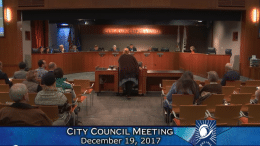 City Council meeting gives public an opportunity to comment on Vallco Specific Plan