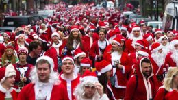SantaCon bar crawl planned for Cupertino Friday
