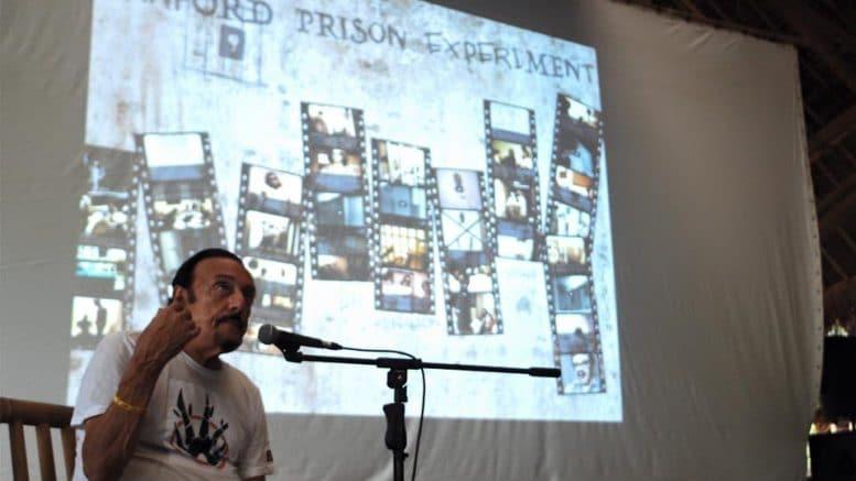 Stanford prison experiment professor