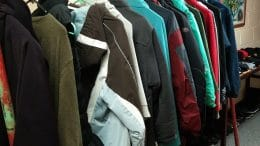 Coat and blanket donations accepted until January 15
