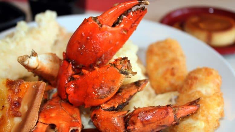 Cupertino Rotary Crab Feed on January 19.