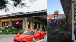 Italian luxury cars to help Cupertino restaurant celebrate anniversary