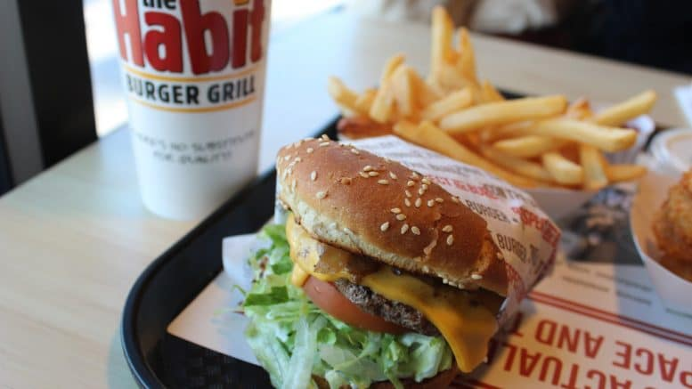 The Habit Burger in Cupertino is hosting a pre-opening event at its new location,