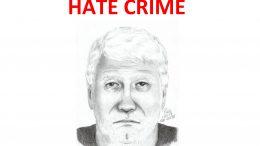 Police release sketch of De Anza College hate crime attack suspect