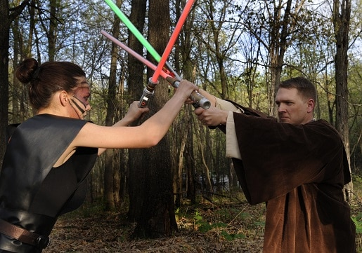 Local Star Wars fan club seeking participants for exercise event
