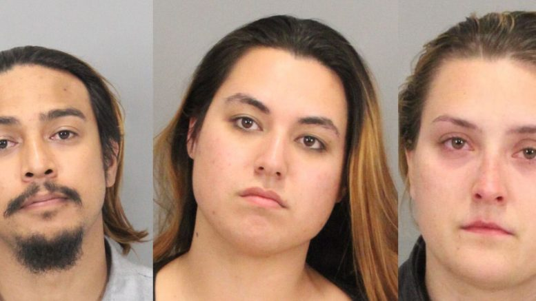 Mail theft suspects arrested in Cupertino