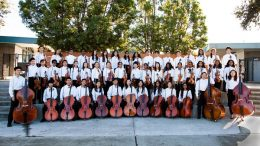 John F. Kennedy Middle School Orchestra to perform at California All-State Music Education Conference