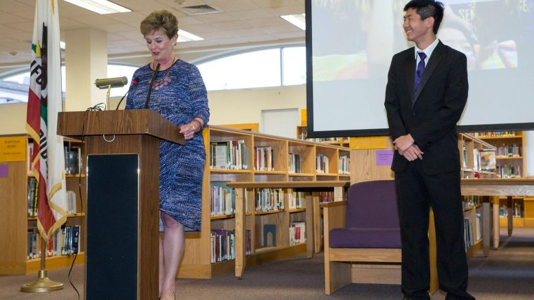 Monta Vista High principal to retire at end of school year