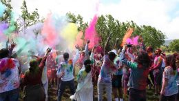 The Cupertino Holi Festival of Colors returns on April 8