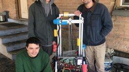 Monta Vista High robotics team's stolen robot recovered