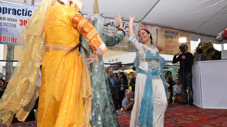 Celebrate Persian New Year at Norooz Festival & Bazaar