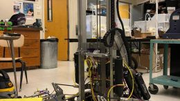 Monta Vista robotics team bounces back after theft, ready to compete in Boise
