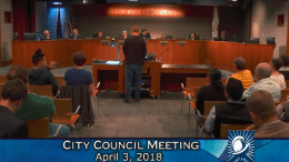 Approximately 50 people spoke during public comment at the April 3 Cupertino City Council Meeting.