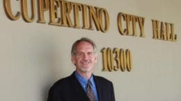 Cupertino city manager announced intent to retire this summer.