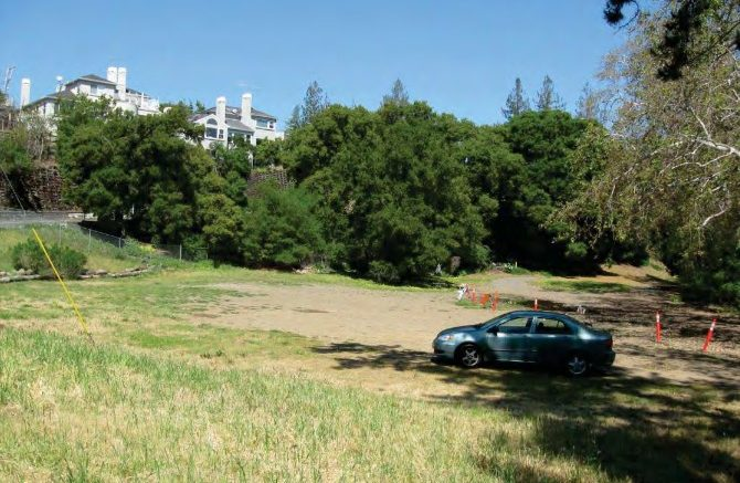 The city of Cupertino is seeking public comment on a proposal to construct a 47-space parking area at McClellan Ranch Preserve at 22241 McClellan Rd.