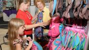 West Valley Community Services' annual Back-to-School event.