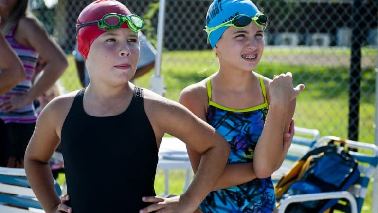 The Silicon Valley Kids Triathlon will take place in Cupertino on August 5.
