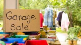 Registration is now open to take part in the Cupertino Garage Sale, taking place on Saturday, Sept. 22 and Sunday, Sept. 23.