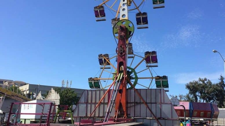 The Cupertino Carnival is set to begin today, Sept. 14.