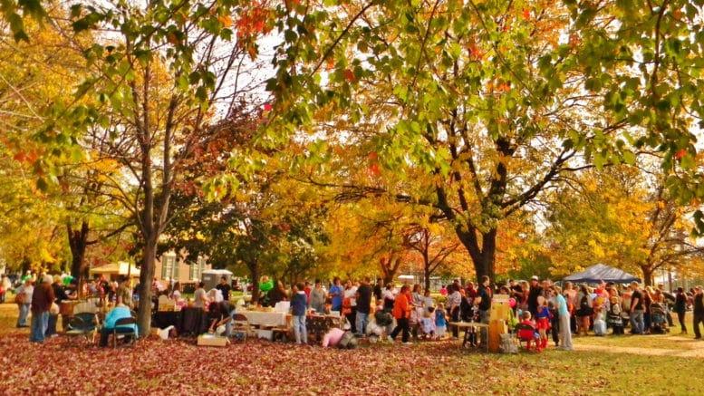 The Fall Festival returns on Sept. 15.