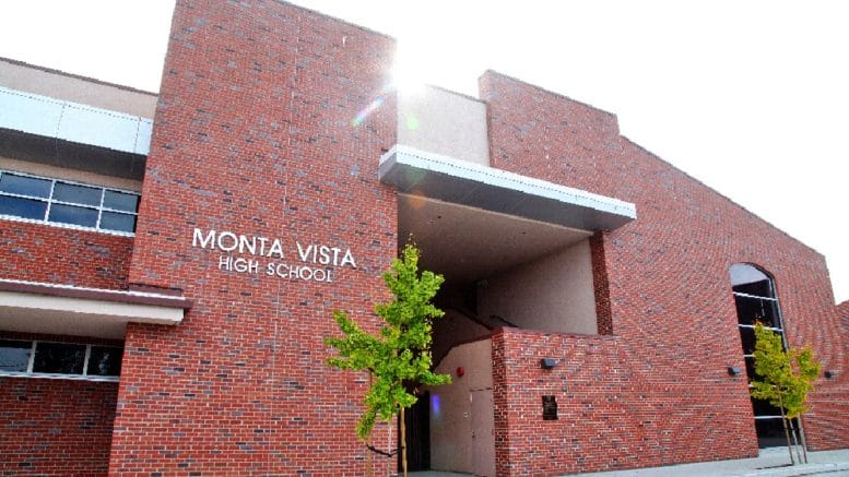 Monta Vista High School, Cupertino High School and Homestead High School were all ranked on the list of Bay Area public schools with the best SAT scores.