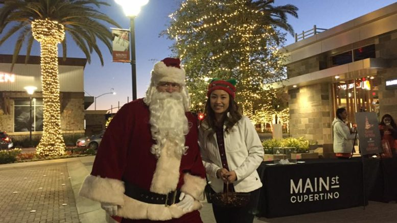 Photo courtesy of Main Street Cupertino's Holiday on Main.