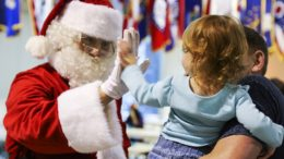 Breakfast with Santa will take place on Dec. 1 at Quinlan Community Center.