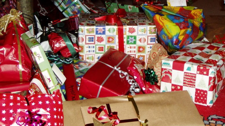 Get in the holiday spirit by donating toys for the less fortunate at Lincoln Elementary School.