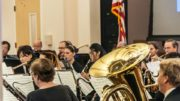 Photo courtesy of Cupertino Symphonic Band's Facebook page.