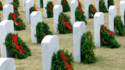 Wreaths Across America will take place at at the Gate of Heaven Cemetery in Los Altos on Dec. 15.