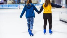 Ice Skating Social at the Ice Center in Cupertino to take place on Jan. 12.