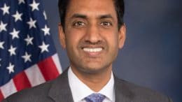Ro Khanna to discuss current legislative activities at Lawson Middle School.