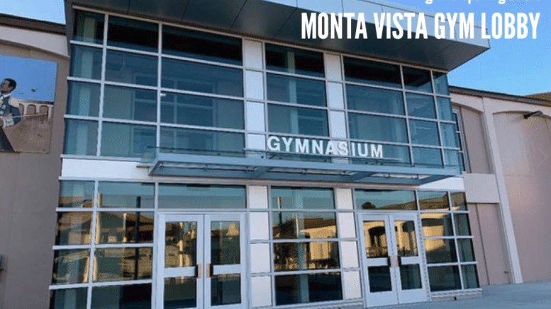 The grand opening and dedication of the new Monta Vista Gym Lobby will take place on March 5.