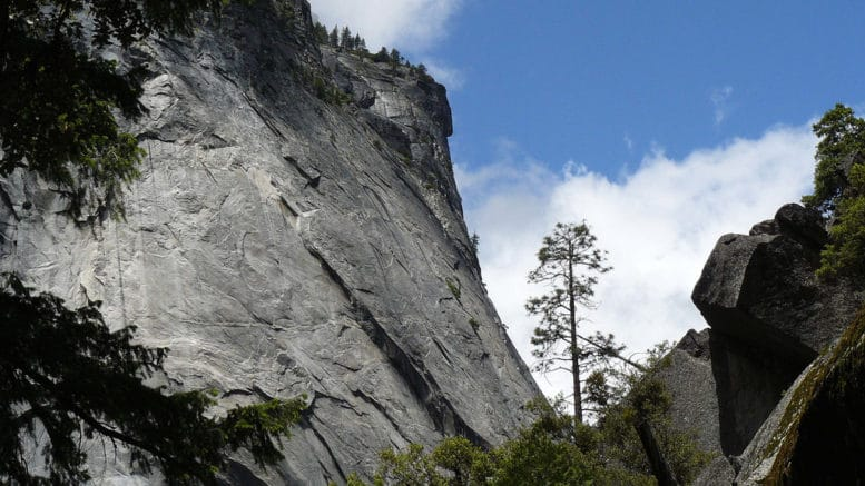 A Cupertino woman died in Yosemite National Park on Sunday.