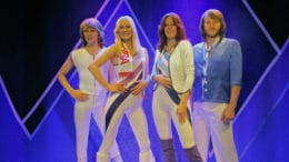ABBA tribute band is coming to Cupertino.